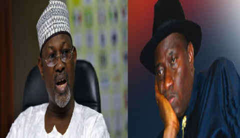 I have the Powers to Sack Jega when he does something wrong – Jonathan