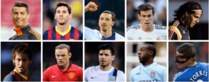 richest footballers 2015
