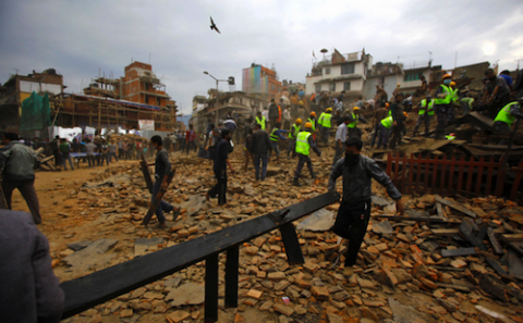 Nepal Earthquake: 82 Foreigners Reported Missing