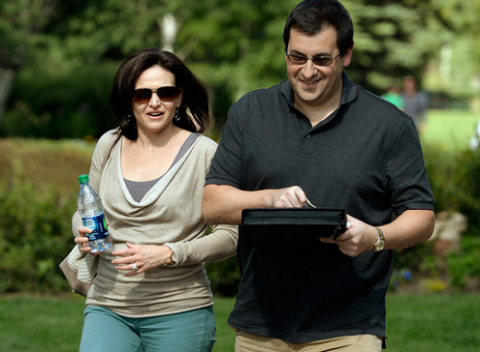 Survey Monkey CEO David Goldberg Is Dead