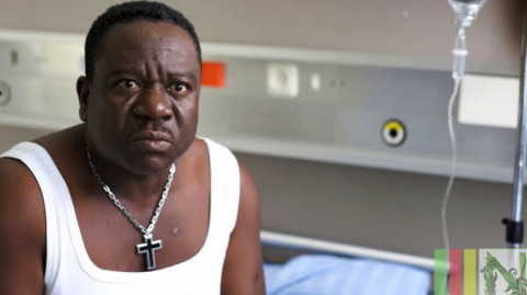 OMG! Popular Nollywood Actor, John Okafor's Mum is dead