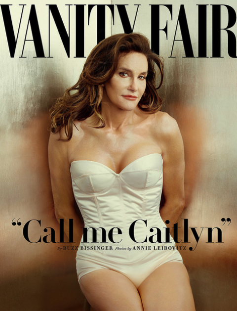 Bruce Jenner Officially A Woman, her name Caitlyn – Looks Sexy on the Cover of Vanity Fair Magazine