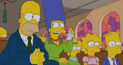 Homer and Marge Simpson Set To Divorce After 26 Seasons