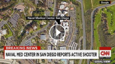San Diego Active Shooter – Latest News from Naval Medical Center Incident