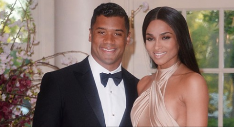 The Most Beautiful Couple on Earth, Ciara & Russell Wilson Are Engaged!
