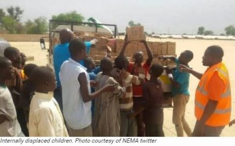 NEMA Reunites 200 IDP Children With Their Parents