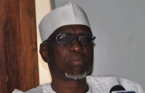 New NUC Executive Secratary Prof. Rasheed Holds Maiden Meeting With Staff