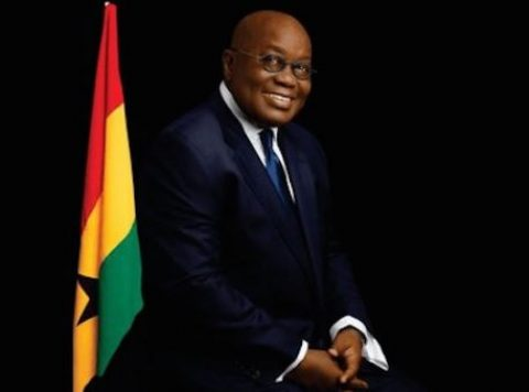 Ghana Gets New President Today – Nana Akufo-Addo