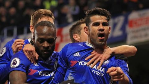 Costa is Chelsea's Main Man Against Hull City