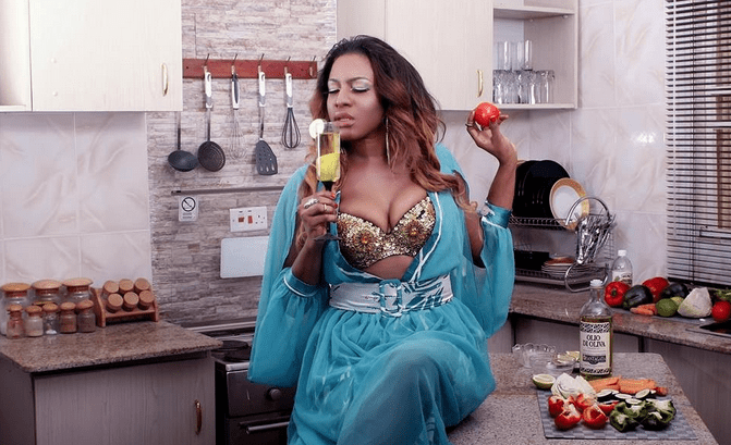 Chika Ike Sexiest Nigerian Nollywood Actress