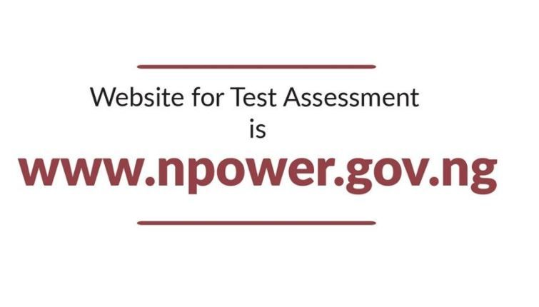 npower test timetable