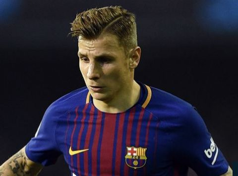 Everton Sign Barca Left Back Lucas Digne for £22 million