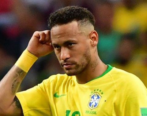 """I overreact sometimes when kicked"" – Neymar"